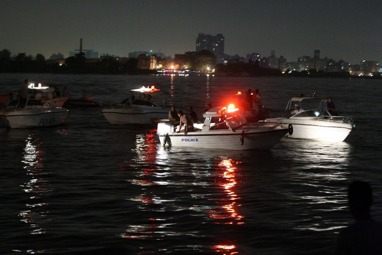 Policja aresztowała kapitana statku towarowego /AFP