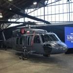 Policja dostała dwa nowe śmigłowce Black Hawk. W przyszłym roku możliwe trzy kolejne