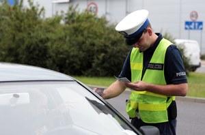 Policja drogowa, czyli  zero elastyczności, zero ludzkich odruchów
