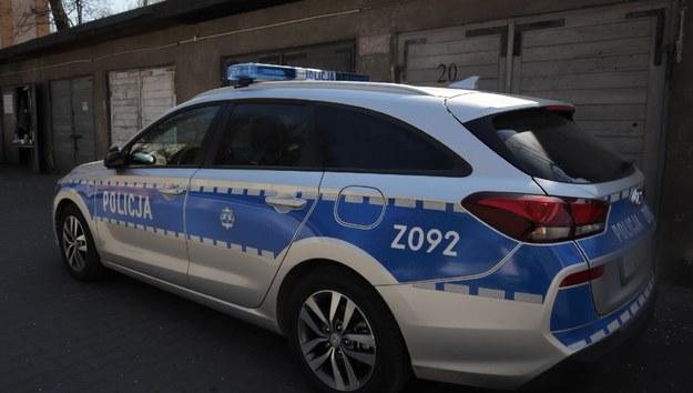 Policja dziękuje za pomoc. /RMF FM