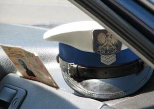 Policja gubi poufne dokumenty