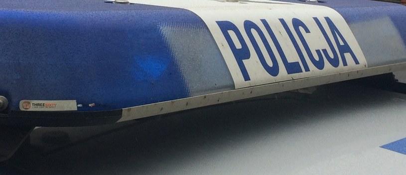 Policja i prokuratura ustalają przyczyny wypadku (zdj. ilustracyjne) /Adam Górczewski /RMF24