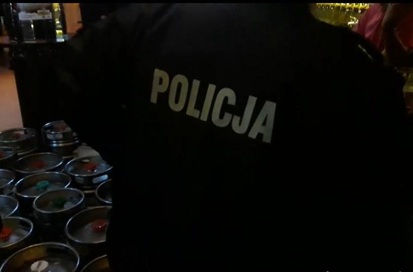 Policja interweniowała w nocy z czwartku na piątek w znanym stołecznym lokalu przy ul. Parkingowej. /Facebook / PiwPaw Parkingowa /