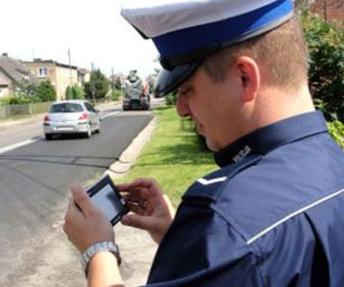Policja kontroluje nawigację!