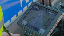 Policja łapała kierowców na autostradzie za pomocą drona