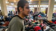 Policja likwiduje dzikie obozowisko migrantów w Pireusie. Powód: początek sezonu turystycznego