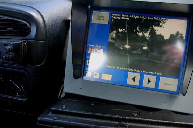 Policja nie ma o nas kierowcach dobrego zdania /INTERIA.PL