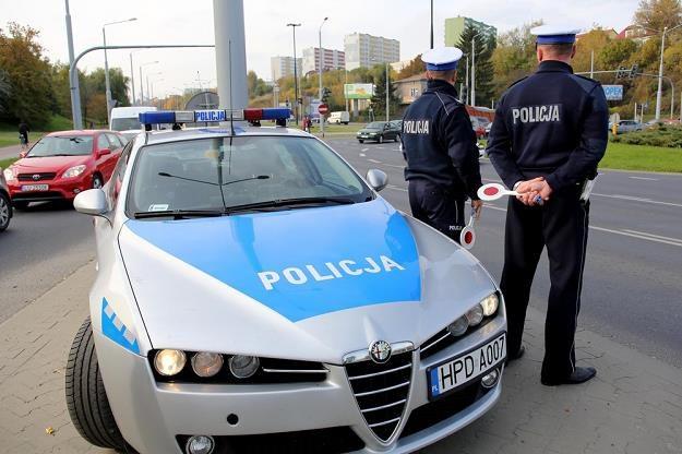 Policja nie ma w Polsce dobrej prasy / Fot: Tomasz Rytych /Reporter