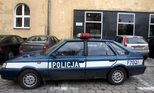 Policja nie używa Polonezów od 4 lat... / Fot: Damian Klamka /East News