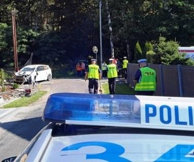 Policja o przyczynach wypadku na Rajdzie Śląska