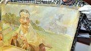 Policja odzyskała cenne obrazy Malczewskiego i Witkiewicza