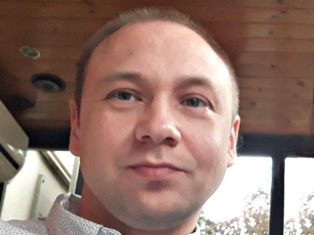 Policja opublikowała zdjęcie ojca Dawida /Policja