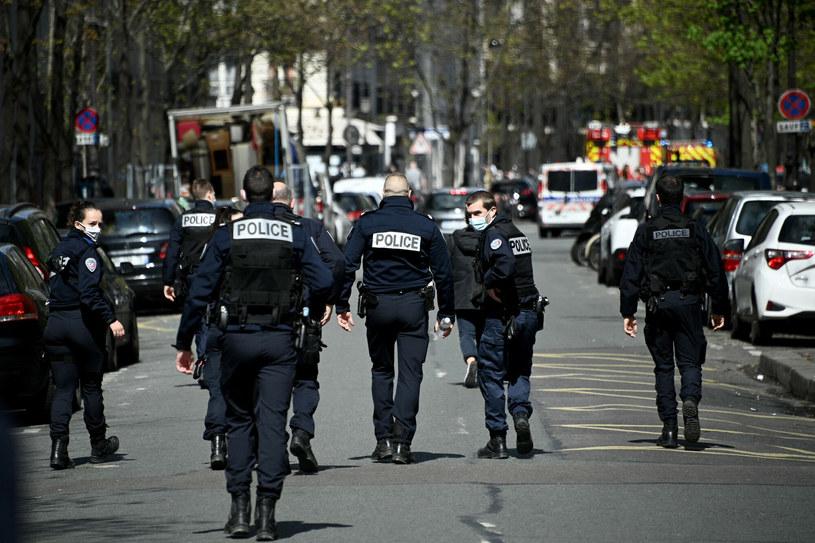 Policja otoczyła szpital /ANNE-CHRISTINE POUJOULAT/AFP/East News /East News