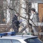 Policja pod domem Antka Królikowskiego!