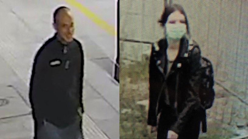 Policja podejrzewa, że mężczyzna może mieć związek z zaginięciem 14-letniej Roksany /Policja