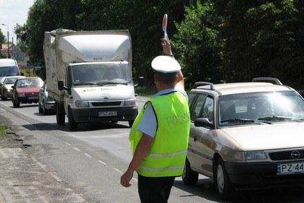 Policja poluje na kierowców? /RMF/INTERIA