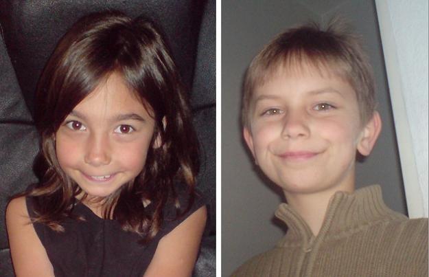 Policja poszukuje 10-letniej Korneli i 11-letniego Krystiana  / fot. materiały policji /Policja