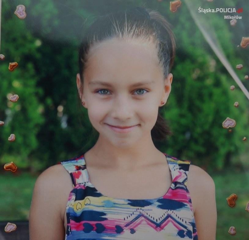 Policja poszukuje 12-letniej Natalii Krymer /slaska.policja.pl /