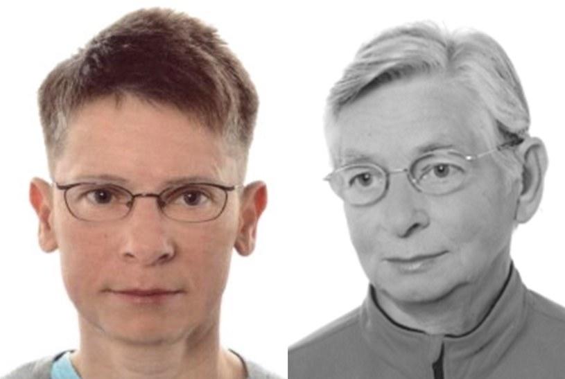 Policja poszukuje 53-letniej Moniki Przybylskiej oraz jej 77-letniej matki Danuty Przybylskiej /Policja