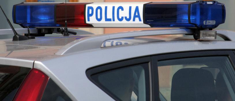 Policja poszukuje mężczyzny, który strzelał w kierunku funkcjonariuszy /RMF FM