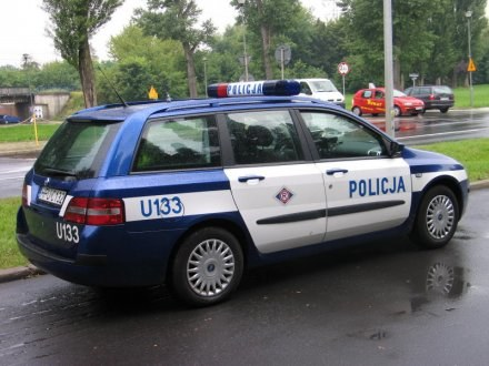 Policja poszukuje sprawców napadu na kantor /RMF