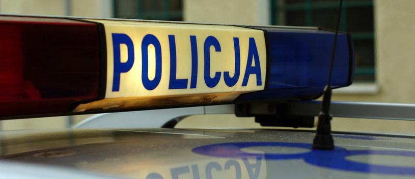 Policja poszukuje sprawcy /RMF FM