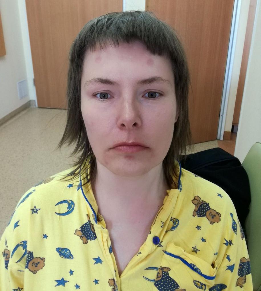 Policja prosi o pomoc w ustaleniu tożsamości tej kobiety /Śląska policja /