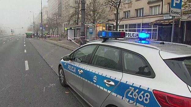 Policja prowadzi postępowanie w sprawie wypadku /Policja