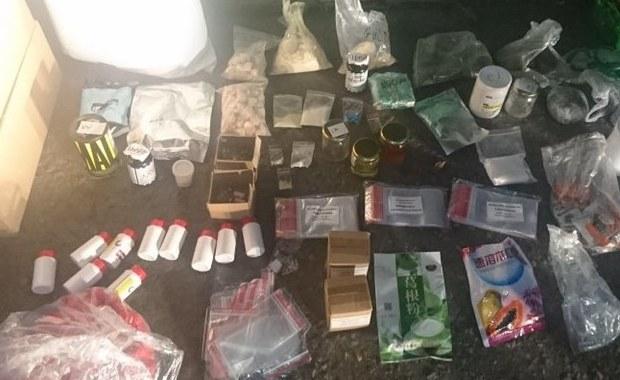 Policja przejęła 10 kilogramów dopalaczy. Zatrzymanym grozi 12 lat więzienia