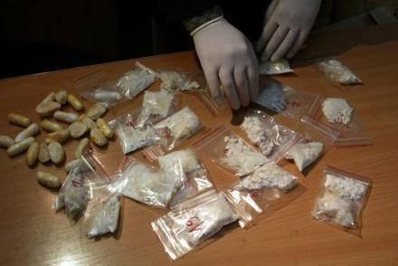 Policja przejęła 4 kilogramy narkotyków./fot. T. Hrywniak /Agencja SE/East News