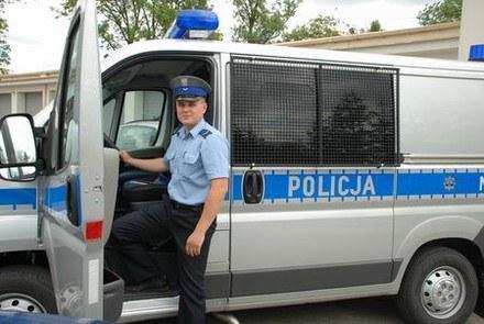 Policja przesiada się na diesle /Policja