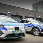 Policja przesiada się na elektryczne radiowozy