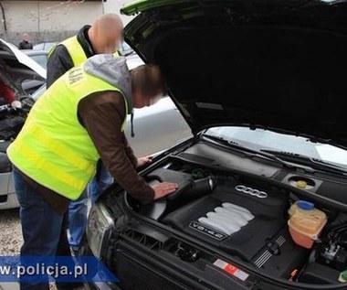 Policja sprawdza giełdy i autokomisy!