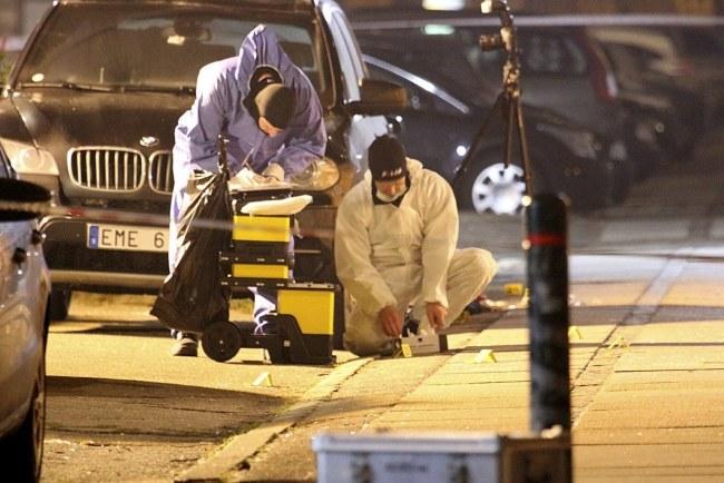Policja sprawdza teraz, czy zabity przez nią mężczyzna miał związek z dwiema strzelaninami w centrum duńskiej stolicy /MATHIAS OEGENDAL /PAP/EPA