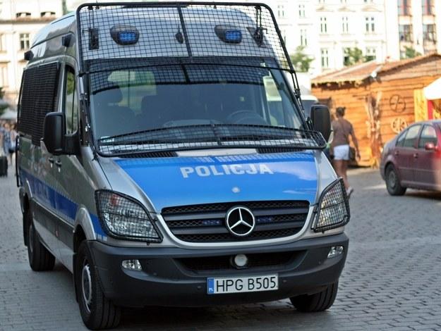 Policja szuka 25-letniego sprawcy /RMF