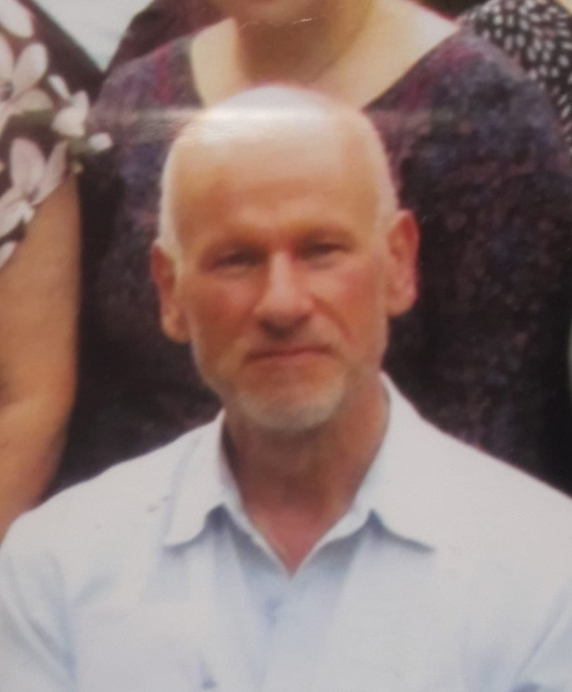 Police are looking for Marek ugalugaja / 62-year-old police officer