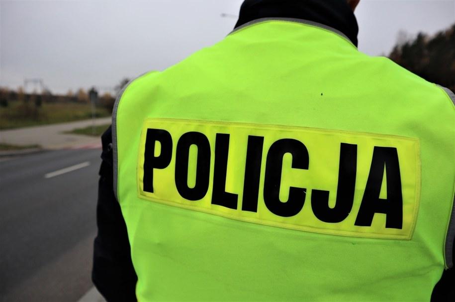 Policja szuka kierowcy, który w Kaletach na Śląsku potrącił pieszego. Zdjęcie ilustracyjne /Piotr Bułakowski /RMF FM