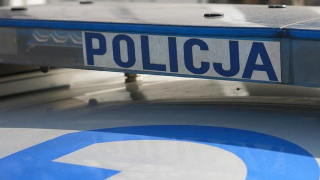Policja szuka sprawcy ataku /Archiwum RMF FM