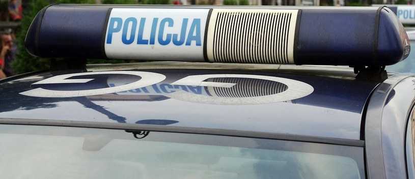 Policja szuka sprawcy wypadku /RMF