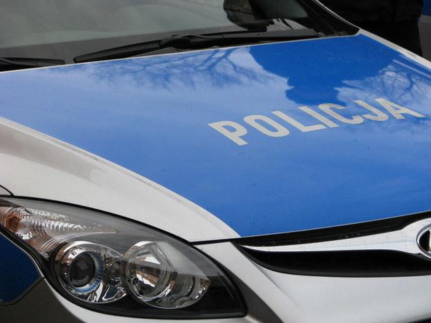 Policja szuka sprawcy /RMF FM