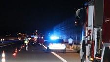 Policja szuka świadków śmiertelnego wypadku na autostradzie