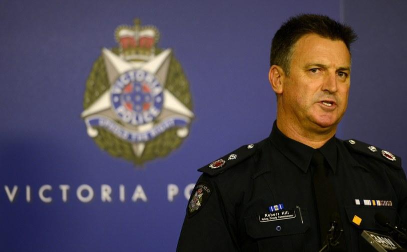 Policja udaremniła zamach bombowy w Australii /PAP/EPA