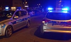 Policja ukarała 218 uczestników nielegalnego zlotu samochodów