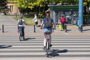 Policja upomina rowerzystów. Zapominają o przepisach
