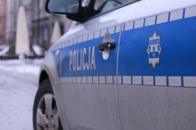 Policja ustala, kim był mężczyzna /RMF FM
