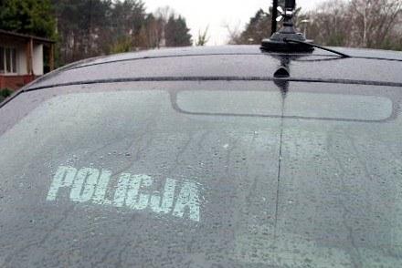 Policja używa CB radia /INTERIA.PL