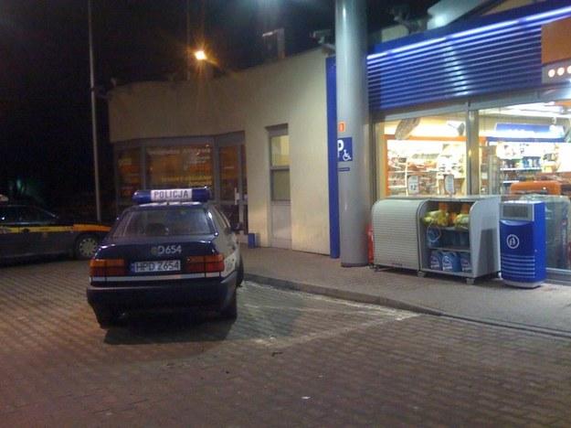Policja w akcji