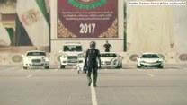 Policja w Dubaju ma nowy gadżet