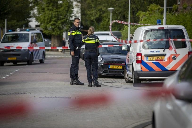 Policja w Holandii, zdj. ilustracyjne /MICHEL VAN BERGEN / ANP  /AFP