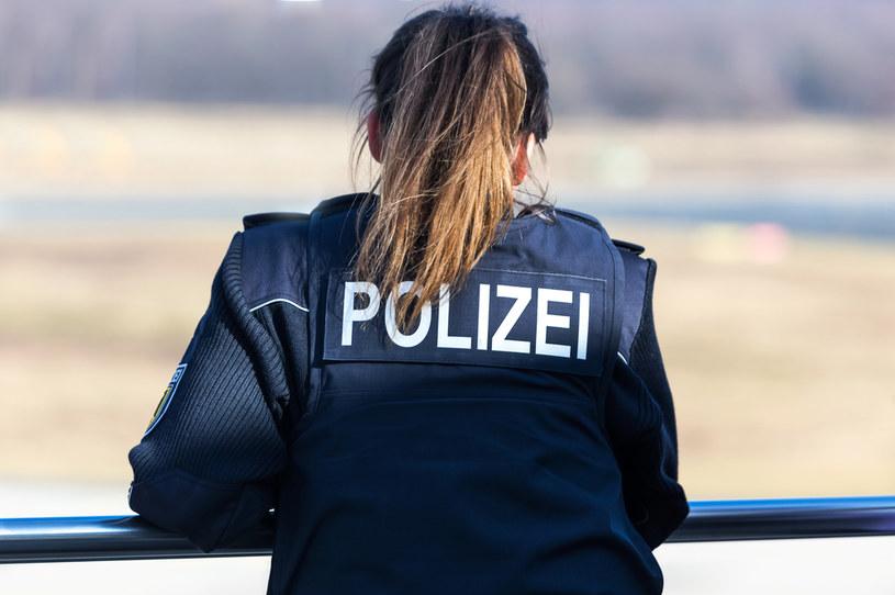 Policja w Niemczech. Zdj. ilustracyjne /teka77 /123RF/PICSEL